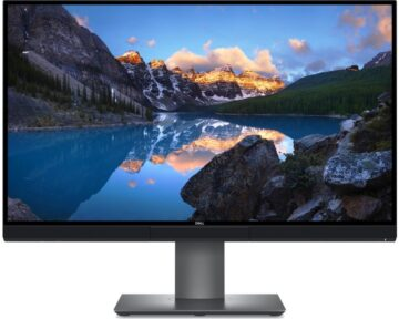 "Dell 27"" UltraSharp UP2720Q PremierColor monitor [ 4K 3840 x 2160 ]"