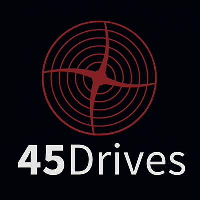 45 Drives - the Future Store