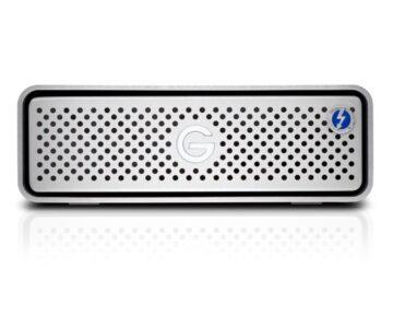 G-Technology G-DRIVE 4TB [ Thunderbolt 3 | USB-C ]