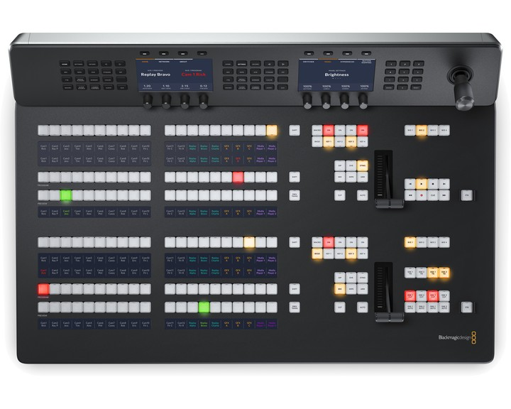 Blackmagic Design ATEM 2M/E Advanced Panel
