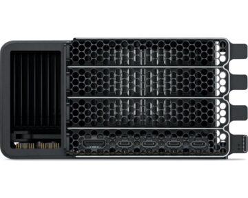 Apple Radeon Pro VEGA II Duo MPX module [ Mac Pro ]