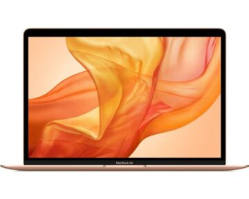 "Apple MacBook Air 13"" Retina 1,1GHz dual-core i3 [ 8GB | 256GB | Gold ]"