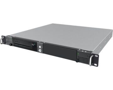 mLogic mRack LTO-8 Tape Drive [ 2x Thunderbolt 3 ]
