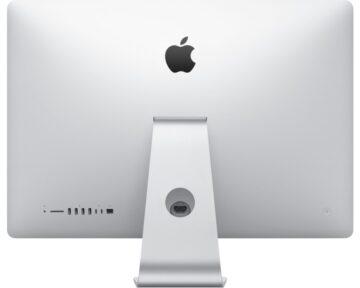 "Apple iMac 27"" 5K 3.0GHz 6-core i5 [ 8GB 1TB Fusion Radeon Pro 570X TB3 ]"