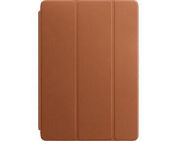 """Apple Smart Cover Leather Brown [ iPad 7e / 8e gen - iPad Air 3e gen - iPad Pro 10,5"""" ]"""