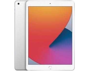 "Apple iPad 10,2"" 8e gen [ 32GB Wi-Fi Silver ]"