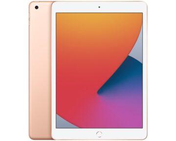 """Apple iPad 10,2"""" 8e gen [ 32GB Wi-Fi Gold ]"""