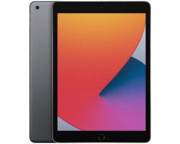 """Apple iPad 10,2"""" 8e gen [ 128GB Wi-Fi Space Grey ]"""