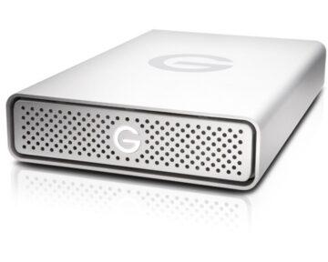 G-Technology G-DRIVE 6TB [ USB3 ]