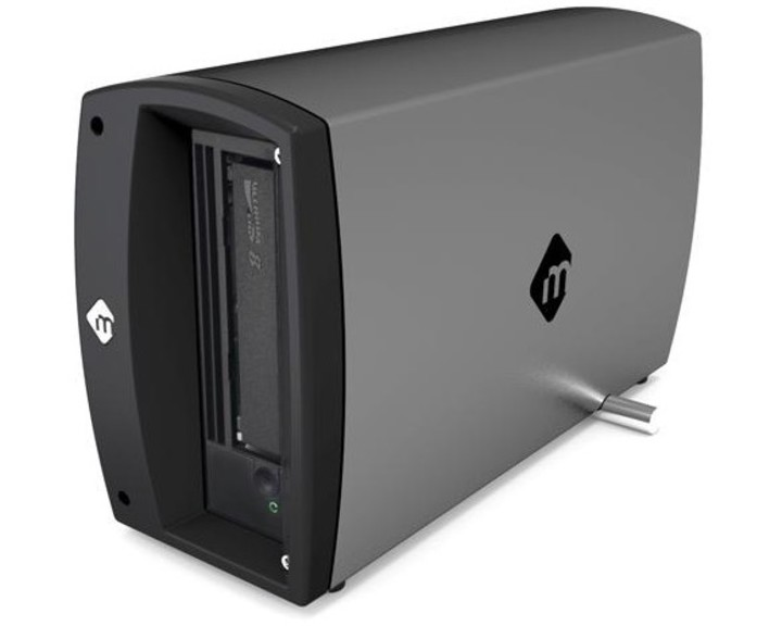 mLogic mTape LTO-7 Tape Drive [ 2x Thunderbolt 3 ]