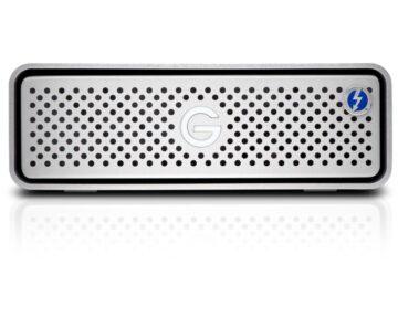 G-Technology G-DRIVE 14TB [ Thunderbolt 3 | USB-C ]
