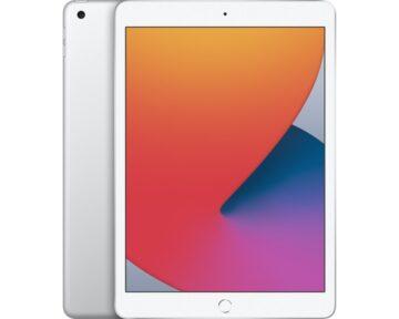 "Apple iPad 10,2"" 8e gen [ 128GB Wi-Fi + Cellular Silver ]"