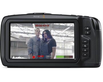 Blackmagic Design Pocket Cinema Camera 6K [ EF ]