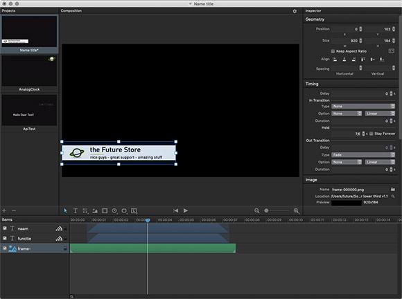 Softron OnTheAir Video 4