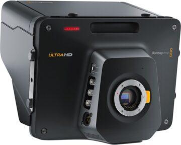 Blackmagic Design Studio Camera 4k [ body only ]