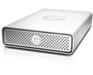 G-Technology G-DRIVE 10TB [ USB3 ]
