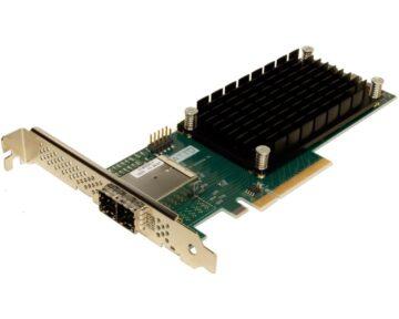 ATTO ExpressSAS H1280 [ PCIe 12Gb 8x external Mini SAS ]