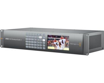 Blackmagic Design ATEM 4M/E Broadcast Studio 4K
