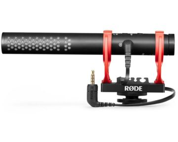 Røde VideoMic NTG [ on-camera mic ]