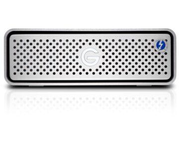 G-Technology G-DRIVE 6TB [ Thunderbolt 3 | USB-C ]