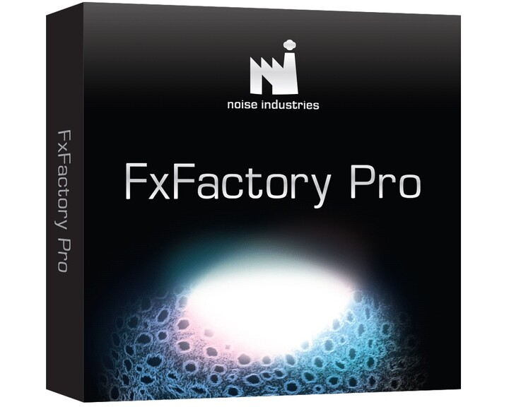 Noise Industries FxFactory Pro [ FCP Motion Adobe ]
