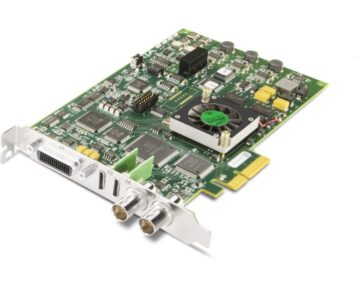 Aja Kona LHi PCIe [ SD HD en HDMI ]