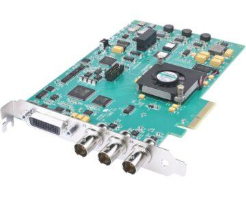 Aja Kona LHe Plus PCIe [ SD en HD ]