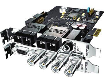 RME HDSPe MADI FX [ 390-channel MADI PCIe ]