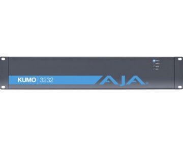 Aja Kumo 3232 3G/HD/SD 1RU SDI router 32x32