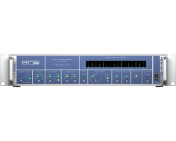 RME M-16 DA [ 16-channel MADI to Analog ]