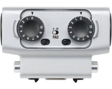 Zoom EXH-6 Dual XLR/TRS Combo Capsule [ H5/H6 ]