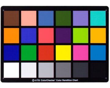 X-Rite Munsell ColorChecker Classic