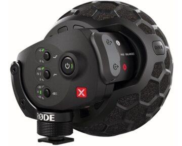 Røde Stereo VideoMic X