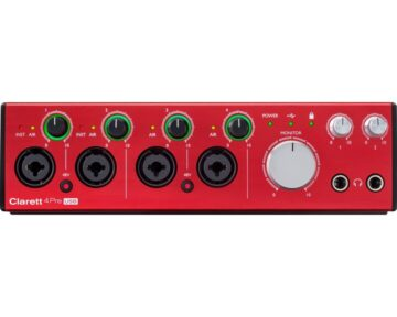 Focusrite Red 4Pre [ Thunderbolt DANTE ]