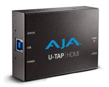 Aja U-Tap [ USB3 HDMI ]