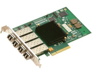 ATTO Celerity FC-84EN Fibre Channel Card [ Quad-Channel 8Gb ]
