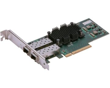 ATTO FastFrame NS12 Optical Ethernet Card [ Dual 10GbE PCIe ]