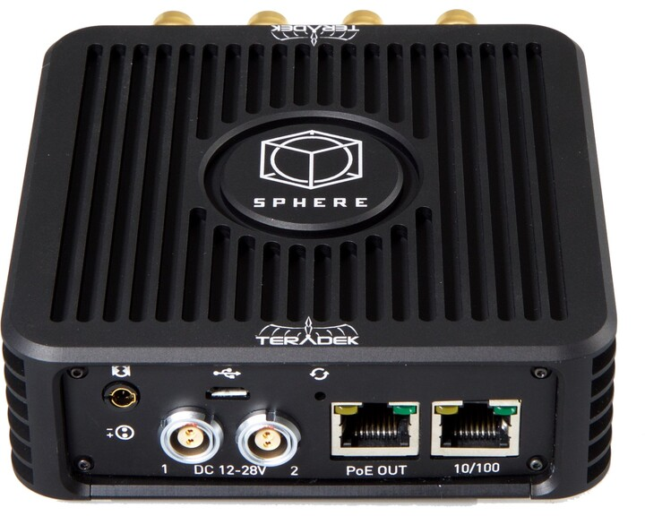 Teradek Sphere Real-time 360º Monitoring and Live Streaming [ SDI ]