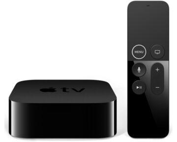 Apple TV 4K [ 64GB ]