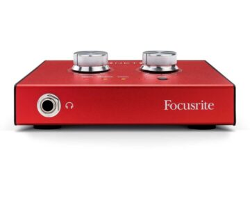 Focusrite RedNet AM2 [ Stereo Out DANTE PoE ]