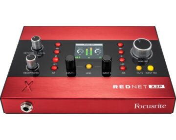 Focusrite RedNet X2P [ 2/2 DANTE ]