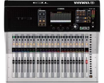 Yamaha TF3 Digital Mixing Console [ 24/16 ]