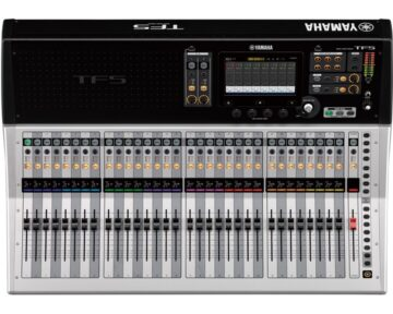 Yamaha TF5 Digital Mixing Console [ 32/16 ]