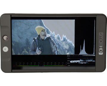 "SmallHD 702 Bright Full HD Field monitor [ 7"" SDI HDMI ]"