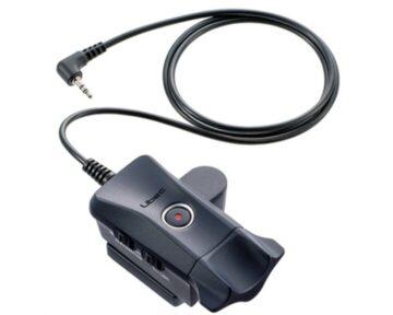 Libec ZC-LP Zoom control for LANC en Panasonic
