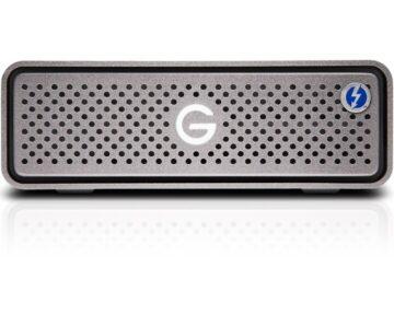 G-Technology G-DRIVE Pro SSD | 1.92TB [ Thunderbolt 3 ]