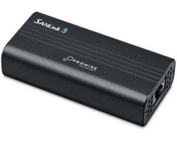 Promise SANLink3 N1 Thunderbolt 3 Adapter [ 10GBase-T ]