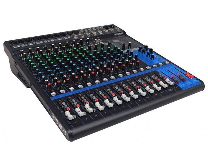 Yamaha MG16XU Mixer [ USB2 ]