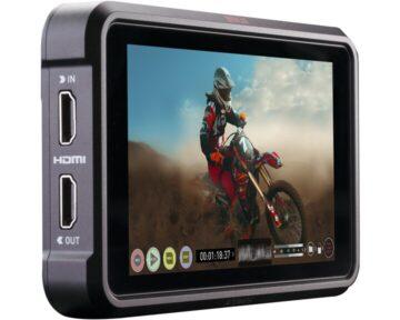 "Atomos Ninja V 4K Field Monitor Recorder [ 5"" - 4Kp60 - HDR ]"