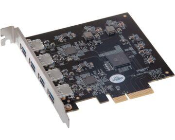 Sonnet Allegro Pro USB 3.1 [ 4x 10Gb USB3 PCIe ]